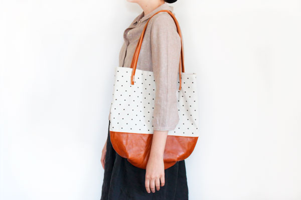 Riley tote from Rennes