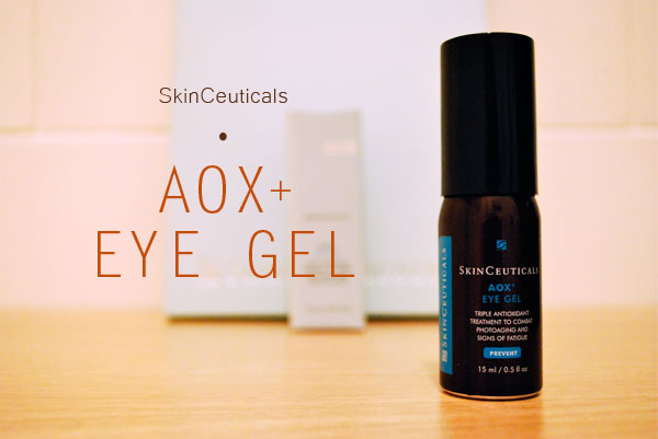 AOX+-Eye-Gel da SkinCeuticals