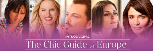 Chic Guide to Europe