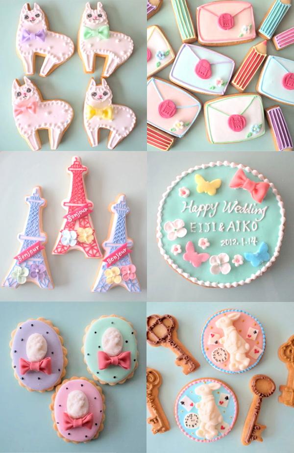 Micarina cookies