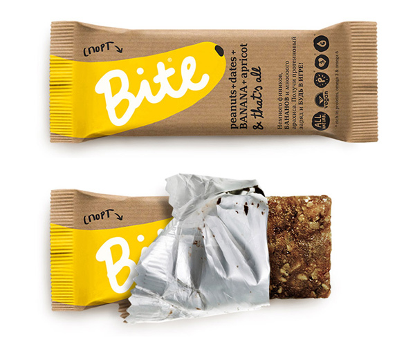 Take a Bite snack bars