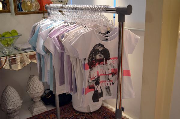 Camisa Cool Tees no lançamento da coleção Primavera/Verão 2013 Bianca Marques.