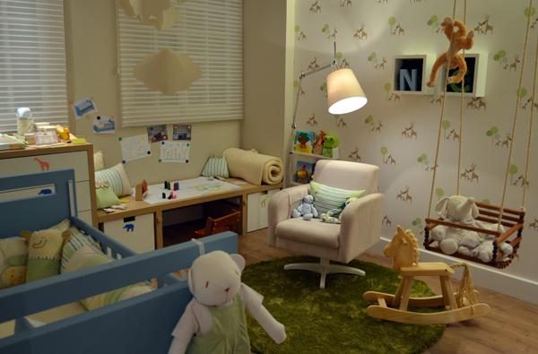 Morar Mais por Menos - Quarto do Bebê Menino