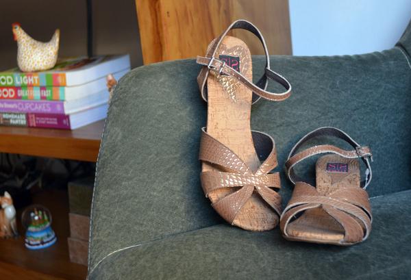 sapatos novos: Sollas