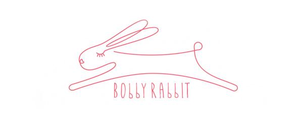 Bobby Rabbit brand identity