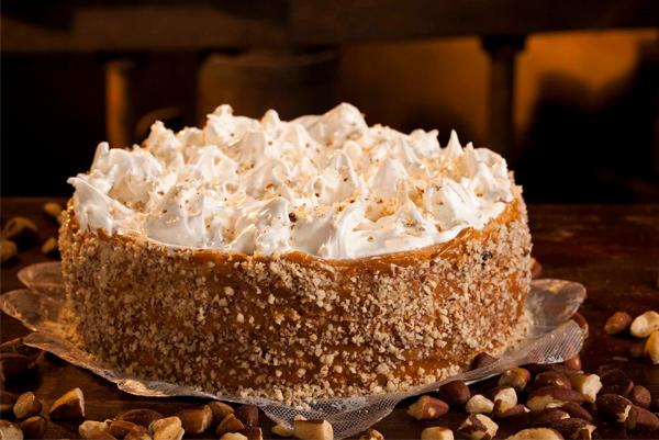 Fazendo Doce - torta Brasil Doçura