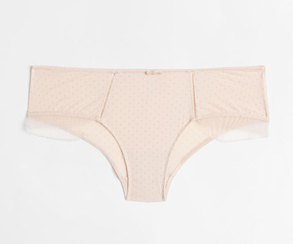 Oysho - polka dot brief