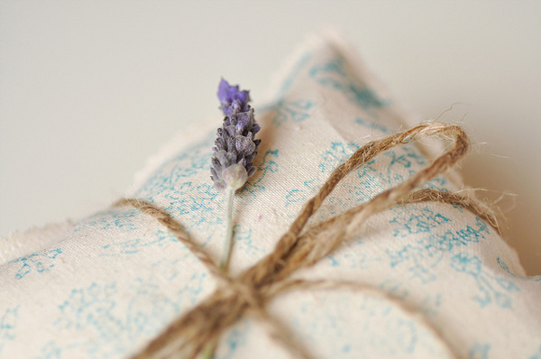 Lavender Sachet by Deva