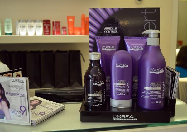 Absolut Control: a nova linha L'Oréal Professionnel - Não Me Mande Flores