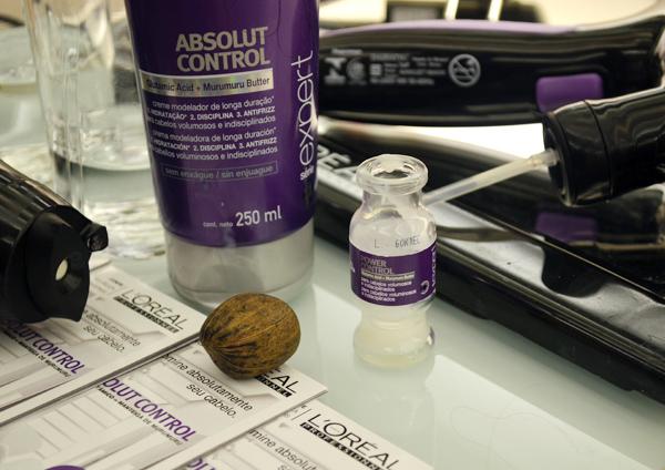 77fd1b456e Absolut Control  a nova linha L Oréal Professionnel - Não Me Mande ...