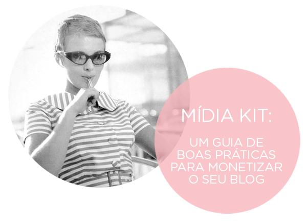 MÍDIA KIT - guia de boas práticas para monetizar o seu blog
