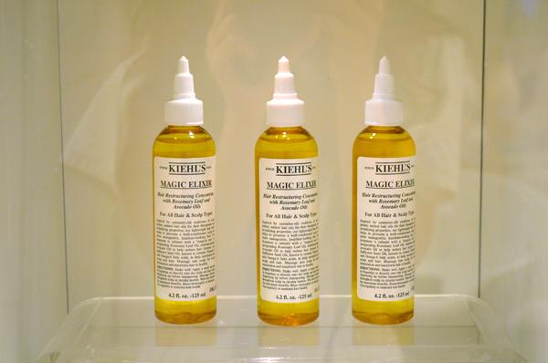 Kiehl's Magic Elixir - trio