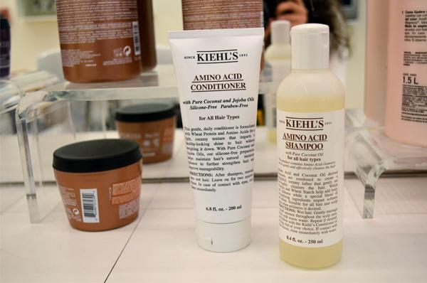 Kiehl's linha Amino Acid