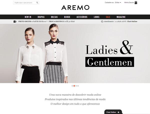 d607e17f2 AREMO fashion - moda feminina - Não Me Mande Flores