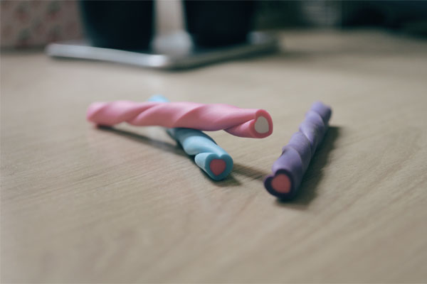 Faber-Castell - borrachas da linha It Girls