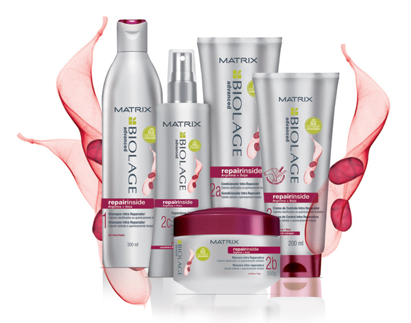 Matrix Biolage Advanced Repair Inside - linha completa