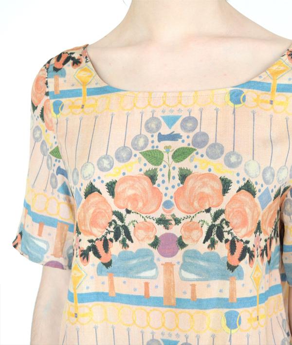 Samantha Pleet - gift blouse