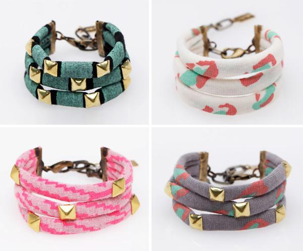 thief & BANDIT - bracelets