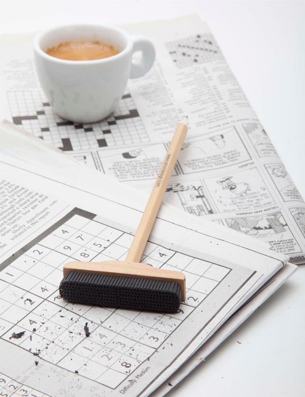 Pencil broom by Artori Design
