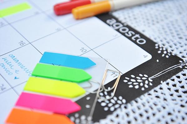 Planejamento Mensal - agosto de 2013