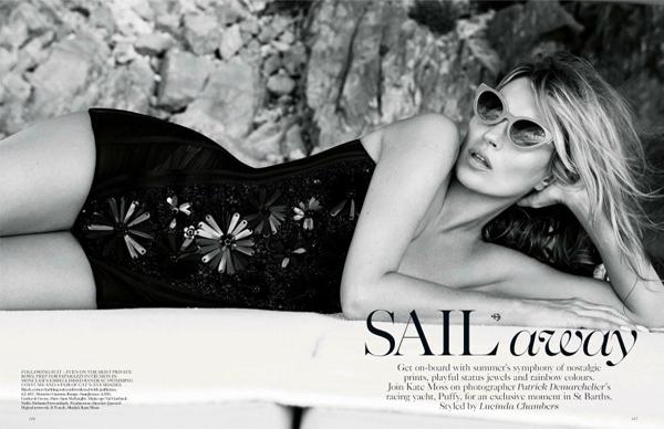 Vogue UK - Sail Away (june 2013)