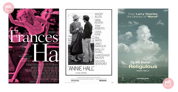 Os três últimos filmes
