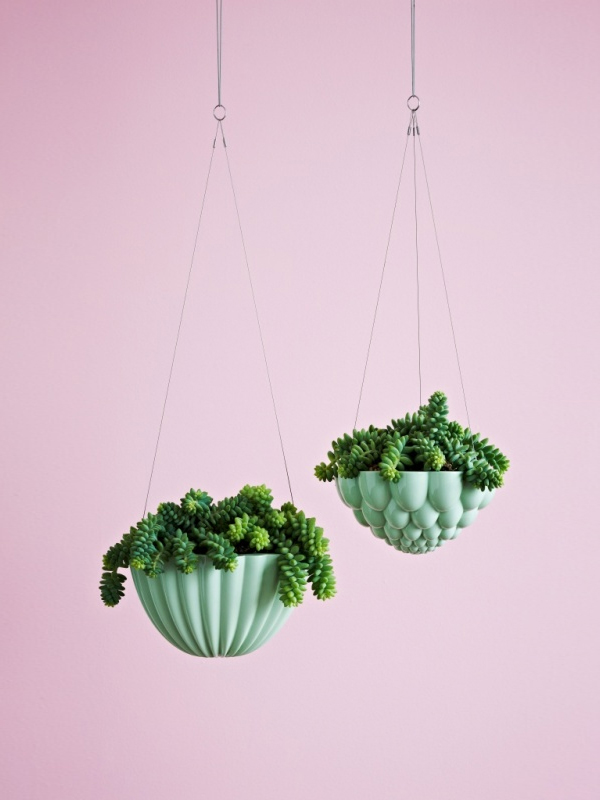 Hanging Jelly Planters by Angus & Celeste