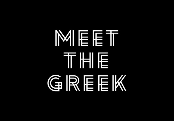 Meet the Greek