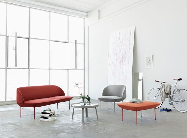 Oslo Furniture by Muuto