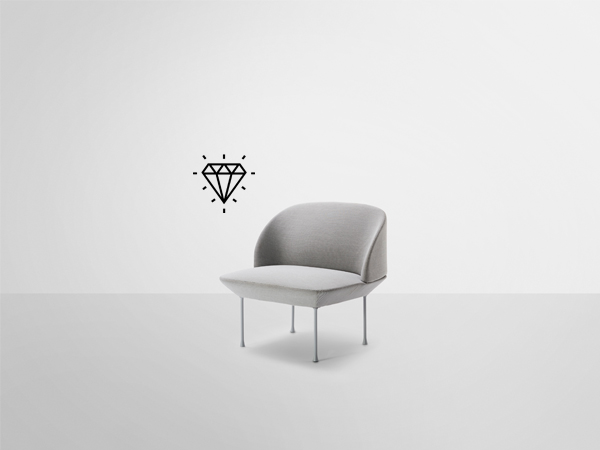 Oslo Chair by Muuto