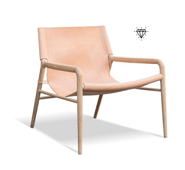Rama Chair by OX Design