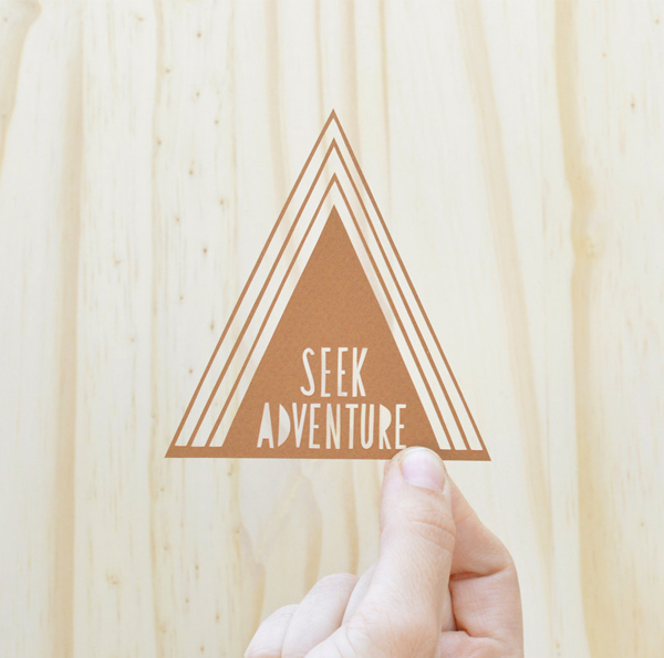 Bird Mafia papercut- Seek adventure