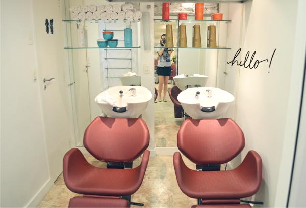 Shampoo Cosméticos - Salão Águas de Ipanema