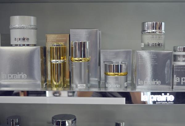Shampoo Cosméticos - display la prairie