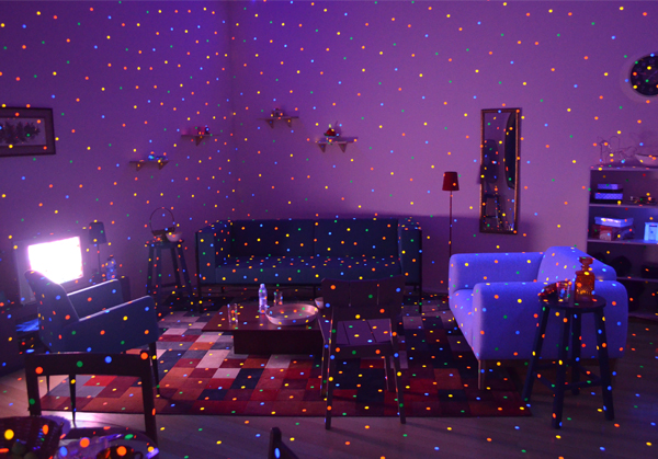 Yayoi Kusama - I'm Here but Nothing