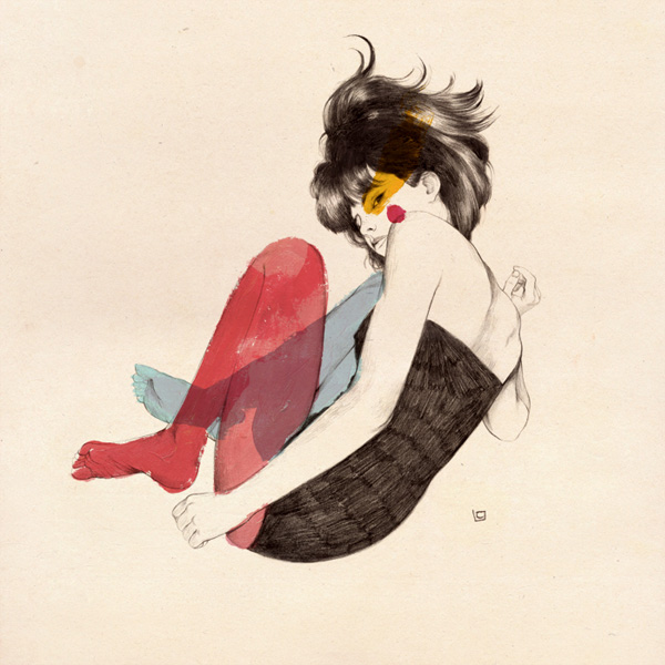 Muses, by Conrad Roset