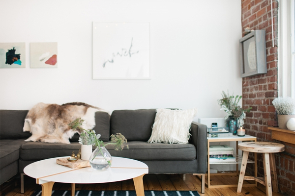 Madelynn Furlong's Minneapolis apartment