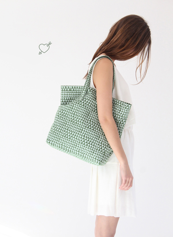 Lina Rennell Vegan Tote