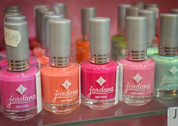 Pink Esmaltes - Jordana