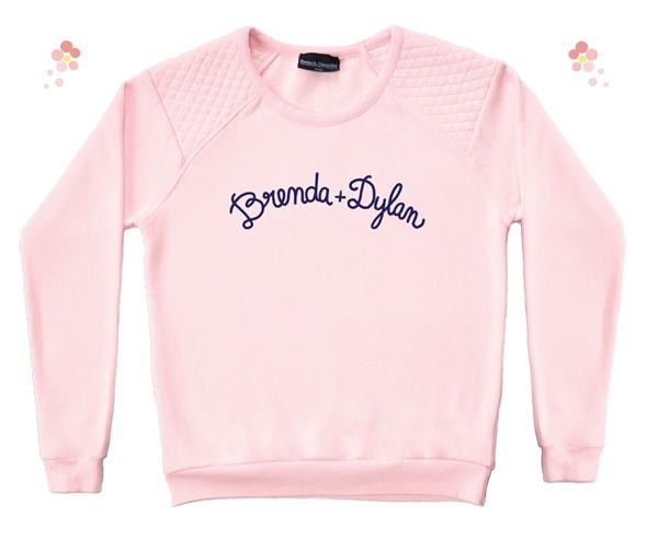 Brenda + Dylan sweater