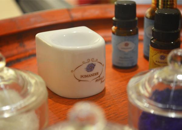 Pomander - aromatizador de ambientes