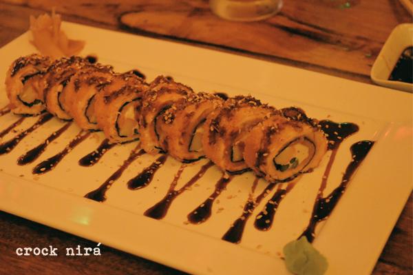Wasabi Sushi - crock nirá