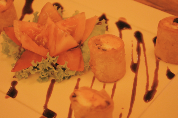 Wasabi Sushi - tatimaki