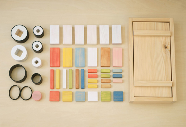 Plaplax build-your-own sushi playset