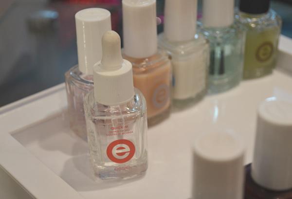 Shampoo Cosméticos Centro - Essie Quick-e