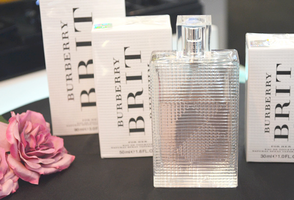 Shampoo Cosméticos Centro - Burberry Brit Rhythm