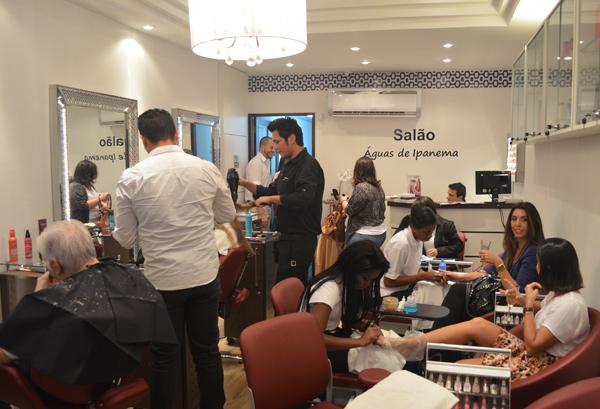 Shampoo Cosméticos Centro - salão Águas de Ipanema