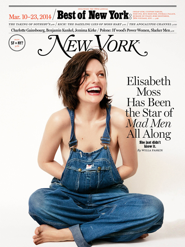 Elisabeth Olson for New York Magazine