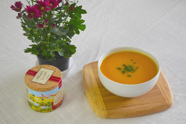 Monchef - Sopa de Abóbora
