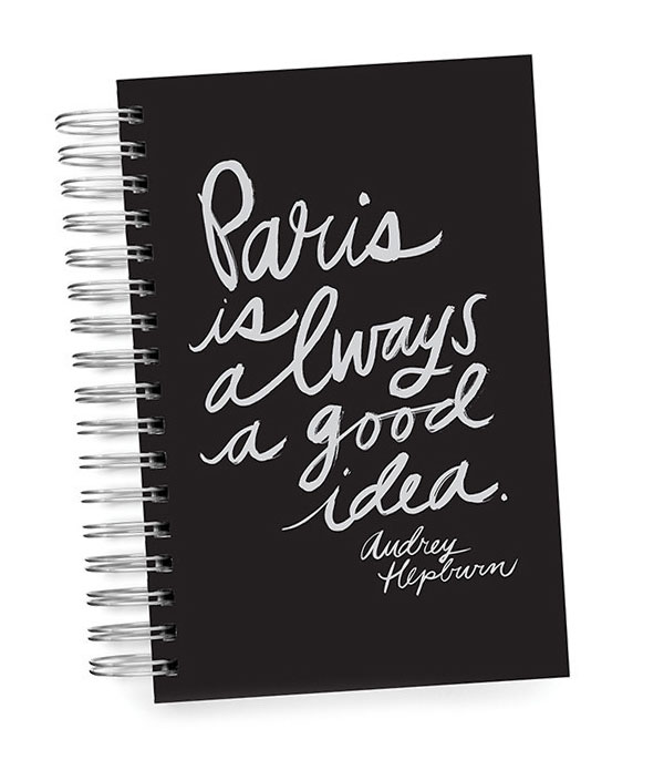 Words of Wisdom Notebook